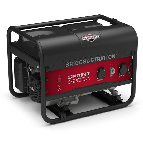 Генератор Briggs & Stratton Sprint 3200A